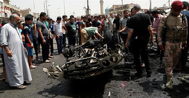 Zeci de morți și peste 100 de răniți pe străzile capitalei Badgad în urma celor mai sângeroase atentate care au avut loc în Irak în acest an