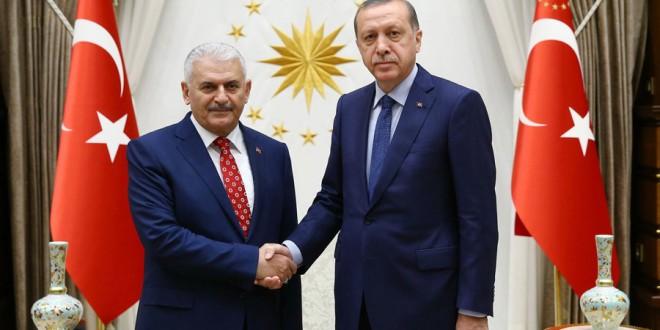 turcia binali yildirim premier