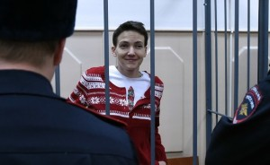 RUSSIA-UKRAINE-CRISIS-SAVCHENKO