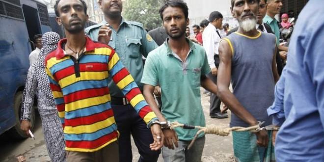 bangladesh atentate arestari
