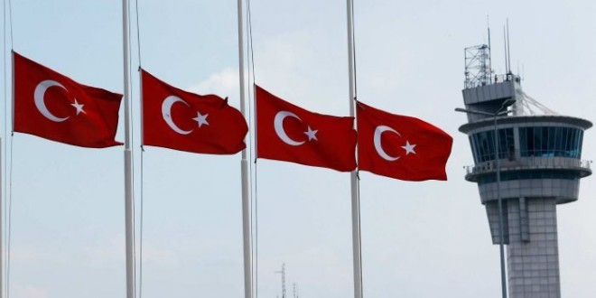 turcia doliu atentat aeroport istanbul