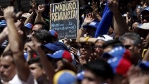 venezuela proteste referendum maduro