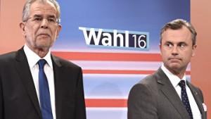austria alegeri anulate