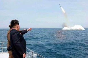 coreea de nord rachete balistice test