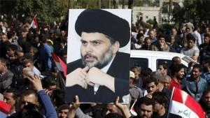 irak bagdad moqtada al-sadr proteste