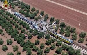 italia bari accident tren
