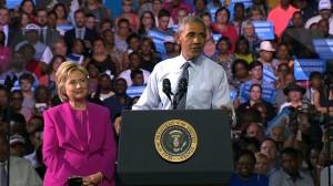 sua barack obama hillary clinton conventie democrata