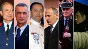 Mai mulți lideri ai armatei turce au fost inculpați în 2010 și condamnați în 2012 pentru tentativa de a răsturna guvernul ales al țării