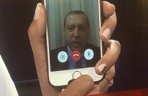 turcia erdogan face time cnn lovitura de stat
