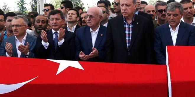 turcia lovitura de stat inmormantare erdogan