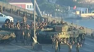 turcia lovitura de stat pod tancuri