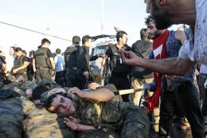 turcia lovitura de stat soldati civili