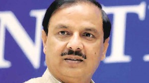 india mahesh sharma ministru turism