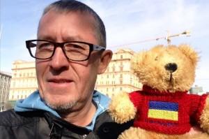 rusia ucraina jurnalist alexander scetitin