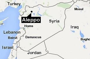 siria aleppo asediu rebeli