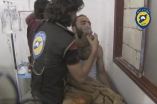 Sursă foto: Syrian Civil Defense (www.syriancivildefense.org)