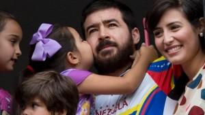 venezuela daniel ceballos lider opozitie