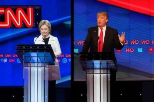 sua clinton trump dezbatere prezidentiala alegeri