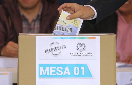 Colombia Peace Referendum