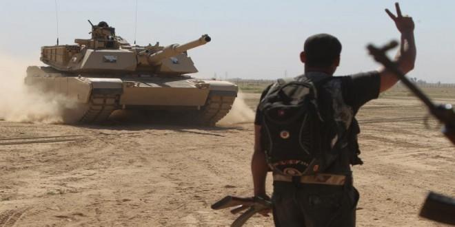 irak mosul ofensiva forte coalitie isis