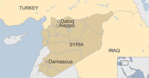 siria dabiq lupte rebeli