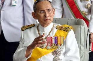 thailanda rege deces