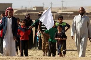 irak mosul batalie isis civili executii