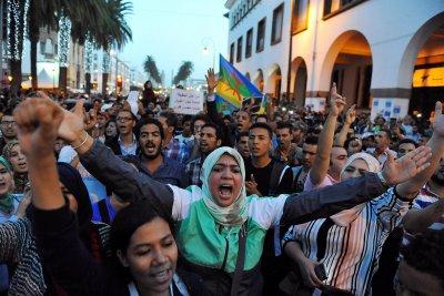 maroc proteste fikri