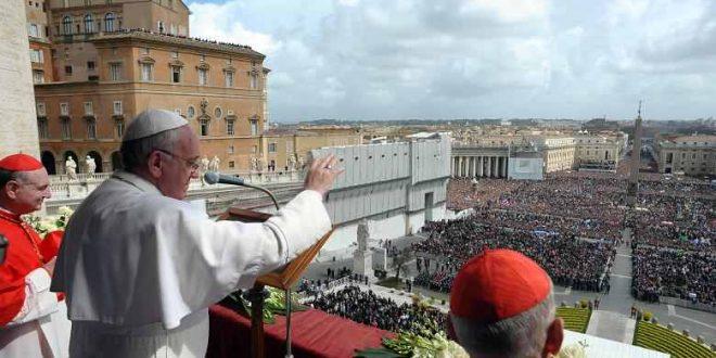 """Mesajul Papei Francisc în Ajunul Crăciunului a făcut un apel la iubire pentru a înceta conflictele care au provocat """"prea multă vărsare de sânge"""" și suferință."""