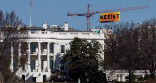 sua casa alba greenpeace protest resist anti trump