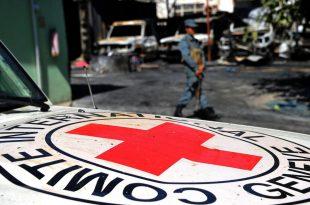afganistan crucea rosie suspendare activitate atentat
