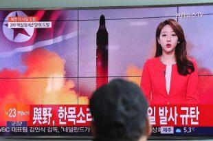 coreea de nord test balistic provocare sua japonia