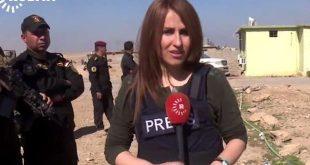 Colegii, familia și apropiații au omagiat-o pe jurnalista Shifa Gardi, una dintre puținele femei jurnalist din Irak. Shifa Gardi a fost ucisă în timp ce relata evenimentele din Mosul, unde trupele guvernamentale luptă pentru alungarea ISIS din ultima zonă urbană majoră pe care o mai dețin în Irak.