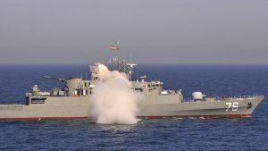 iran nave razboi exercitii militare
