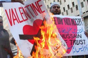 pakistan valentine day interzis islamabad