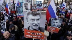 rusia boris nemtov comemorare