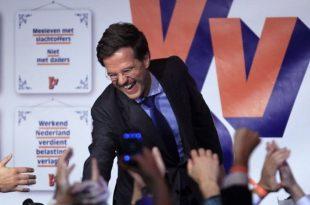 olanda mark rutte premier alegeri parlamentare