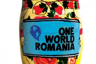 one world romania editia 10 2017 frica poster