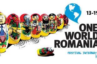 one world romania poster editia 10 2017 orizontal