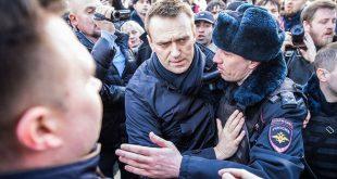 rusia alexei navalny proteste retinut politie moscova