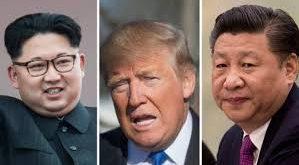 china sua coreea de nord conflict nuclear