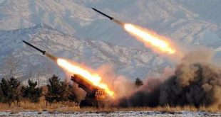 coreea de nord racheta balistica
