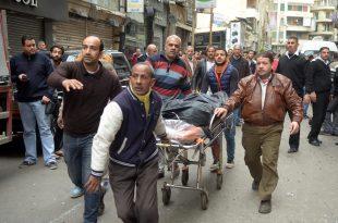 egipt atac stat islamic cairo biserica crestini copti