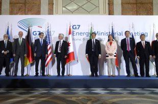 reuniune G7 siria