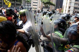 venezuela proteste caracas maduro