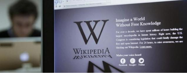 Turcia Wikipedia acces blocat