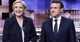 macron le pen dezbatere franta alegeri prezidentiale
