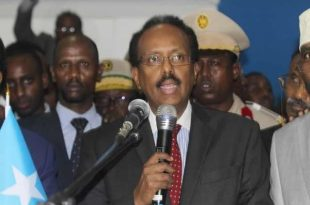 somalia presedinte farmajo embargo arme