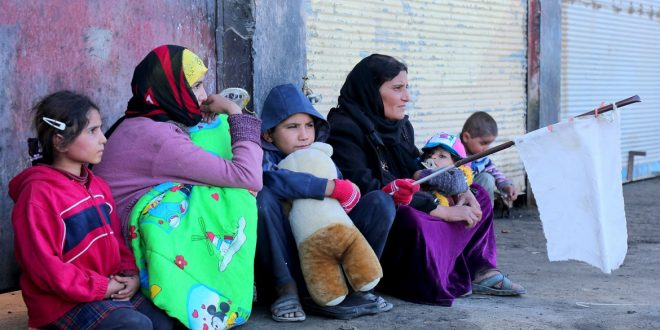 irak mosul lupta civili copii conflict isis
