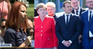 Reporterul TVR, Ramona Avramescu, l-a determinat pe președintele SUA, Donald Trump, să afirme că Washington-ul este angajat să respecte Articolul 5 al tratatului NATO, după ce această afirmație a fost îndelung așteptată de liderii Alianței nord-atlantice la summitul de la Bruxelles de luna trecută.